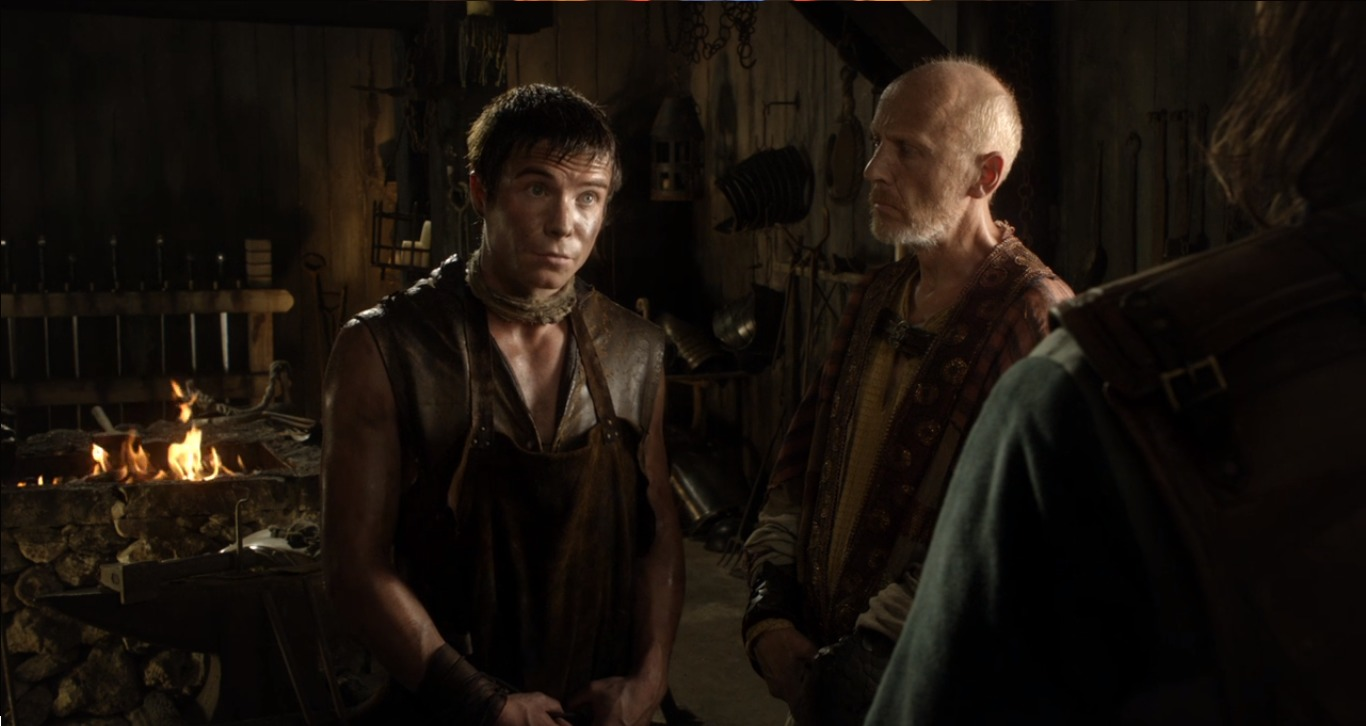 ジェンドリー・ウォーターズ(バラシオン) ゲームオブスローンズの登場人物